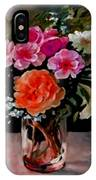 Still-life For Anne Catus 1 No. 1 H A IPhone Case