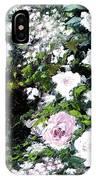 Still Life W/flowers IPhone Case