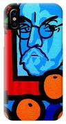 Still Life With Henri Matisse IPhone Case