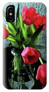 Still Life With Tulips IPhone Case