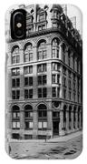 Stock Exchange, C1908 IPhone Case