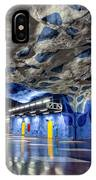 Stockholm Metro Art Collection - 003 IPhone Case