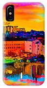 Stockholm Reflective Art IPhone Case