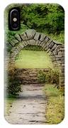 Stone Arches IPhone Case