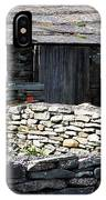 Stone Barn Doolin Ireland IPhone Case