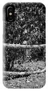Stone Fence B IPhone Case