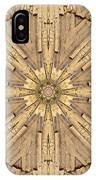 Stone Mosaic Mandala 2 IPhone Case