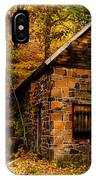 Stone Shed IPhone Case