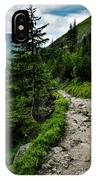 Stone Walkway Into The Valley IPhone Case