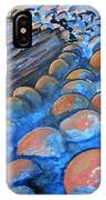 Stones By The Sea IPhone Case