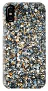 Stones On South Beach In Arklow Ireland IPhone Case