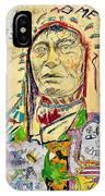 Stoney Chief  IPhone Case