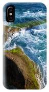 Stony Shore In Costa Adeje IPhone Case