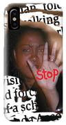 Stop IPhone X / XS Case