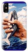 Stop Whaling IPhone Case
