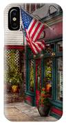 Store - Flemington Nj - Historic Flemington  IPhone Case