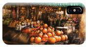 Store - Hoboken Nj - The Fruit Market IPhone Case