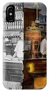 Store - In A General Store 1917 Side By Side IPhone Case