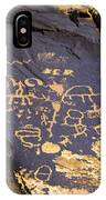 Stories Left Behind IPhone Case