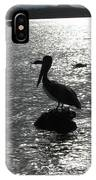 Stork At Evening IPhone Case