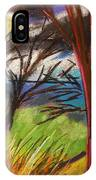 Storm Approaching Fast IPhone Case