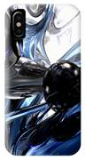 Storm Shadow Abstract IPhone Case