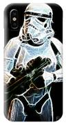 Storm Trooper IPhone Case