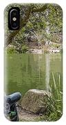 Stow Lake IPhone Case by Kate Brown