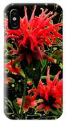 Strange Garden IPhone Case
