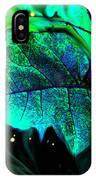 Strange Green World IPhone Case