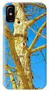 Strange Tree IPhone X Case