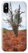 Strange Tree IPhone Case