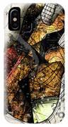 Strat Abstracta No. 4 Sunrise IPhone Case