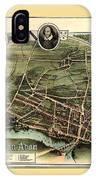 Stratford On Avon 1908 IPhone Case