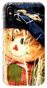 Straw Girl IPhone Case