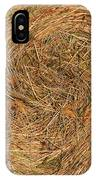 Straw IPhone Case