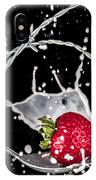 Strawberry Extreme Sports IPhone X Case