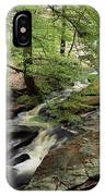 Stream In The Irish Countryside IPhone Case
