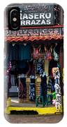 Street Commerce At Ataco IPhone Case