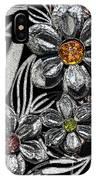 Street Flowers IPhone Case