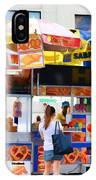 Street Food 2 IPhone Case