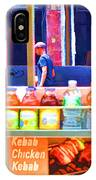 Street Food 3 IPhone Case