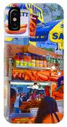 Street Food 5 IPhone Case