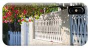 Street In Key West IPhone X Case