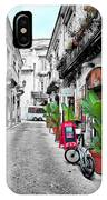 Street In Sicily IPhone Case