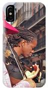 Street Musicians IPhone Case