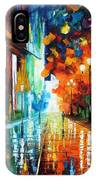 Street Of Hope IPhone Case
