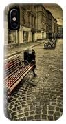Street Seat IPhone Case