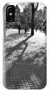 Street Shadows IPhone Case