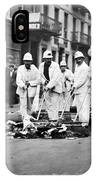 Street Sweepers, 1911 IPhone Case